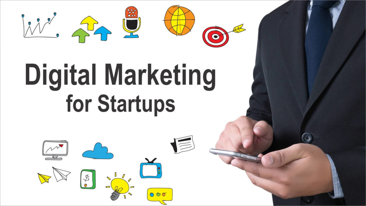 How is Digital Marketing Beneficial for Start-Ups?